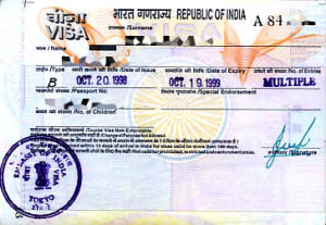 sample-india-visa