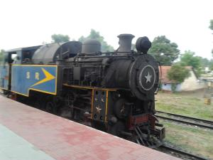 Toy train Ooty -SIV image